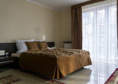 Luksusowy apartament Avangard z tarasem w Świnoujściu.